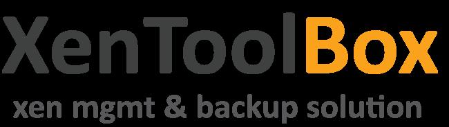 XenToolBox – Enterprise Ready XenServer Backup Solution